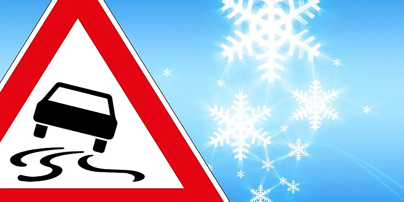 DWD warnt vor Frost und leichtem Schneefall