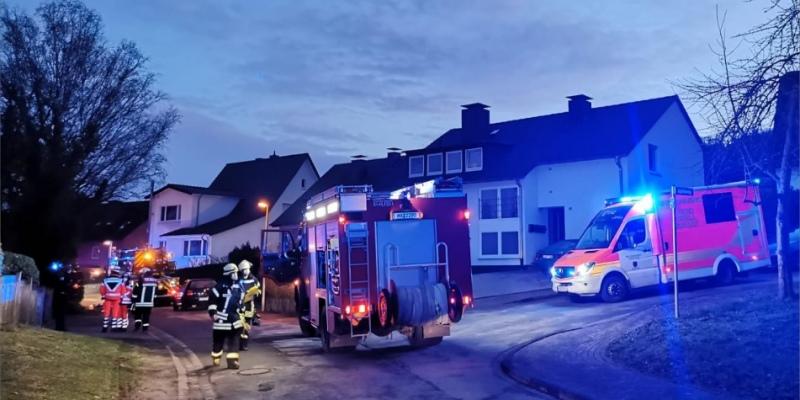 Erneuter Kaminbrand-Einsatz für die Höxteraner Feuerwehr