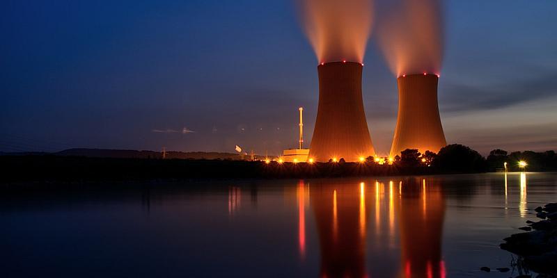 Kernkraftwerk Grohnde nach Revision wieder am Netz