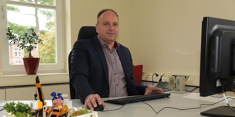 Michael Schünemann hat sein Amt als Landrat angetreten
