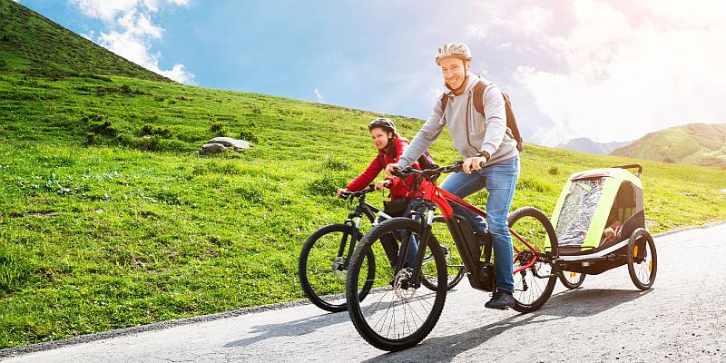 TÜV NORD Sommertipps 2020: Muskelkraft statt Motor