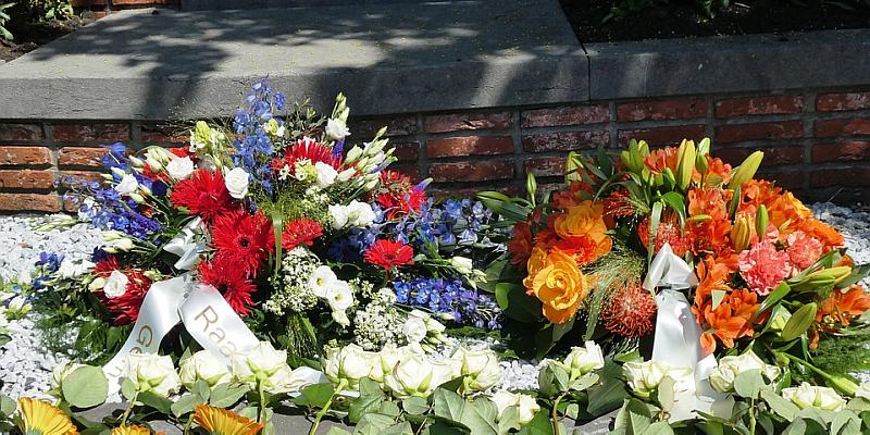 Gedenkfeier in Stahle anlässlich des Volkstrauertages
