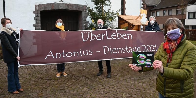 ÜberLeben: Antonius-Dienstage in Fürstenau sollen Anfang Februar starten