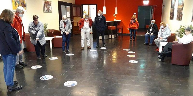 Fortbildung für Seniorenbegleiter*innen durch den Hospiz-Verein Holzminden