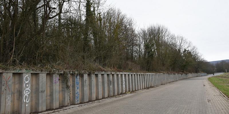 Neugestaltung der Weserpromenade beginnt
