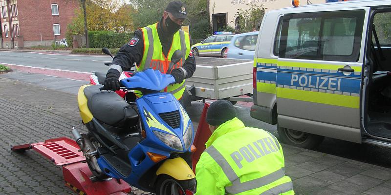 Verkehrssicherheitswoche in Holzminden: Polizei zieht Bilanz zu umfangreicher Kontrollen