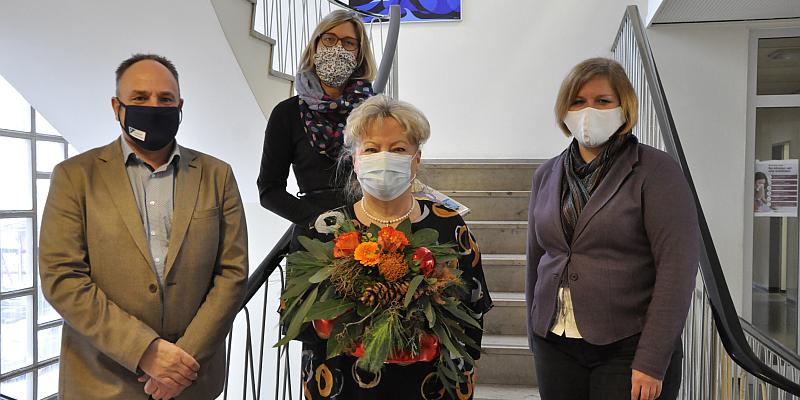 Landkreis verabschiedet Krystyna Tessmann