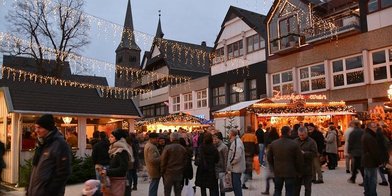 Kein Weihnachtsmarkt in Höxter! Für weihnachtliche Stimmung soll aber gesorgt werden!