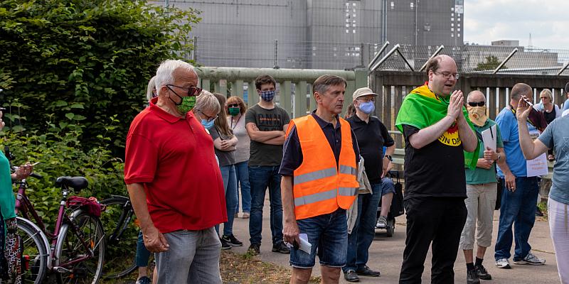 Grüne: Atommülllager Würgassen ganz aufgeben - Nach Beschluss der Bezirksregierung Detmold kann Würgassen nicht atomares Zwischenlager werden