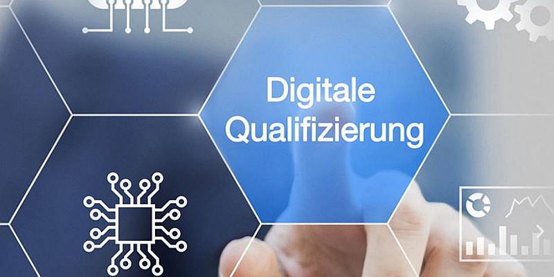 Digitalen Reifegrad der Landkreise erhöhen   Fragebogen-Aktion: Was brauchen die Unternehmen im Bereich Weiterbildung?