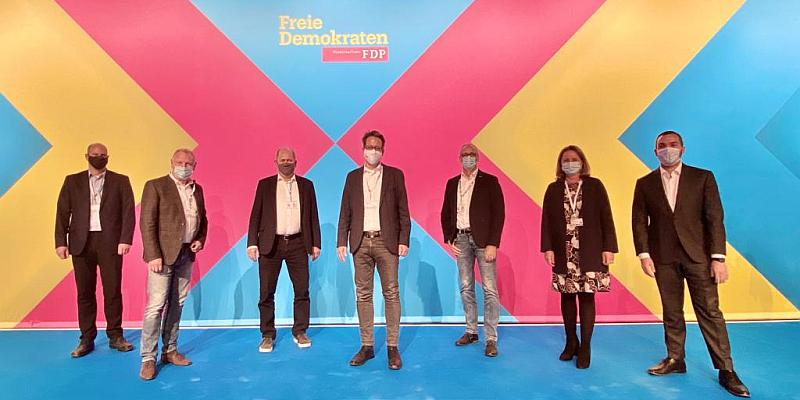 FDP Niedersachsen: Hermann Grupe wieder Mitglied des Landesvorstandes