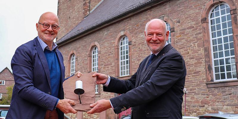 """Regionalbischof Gorka: """"Die Kirche muss Volkskirche bleiben"""""""