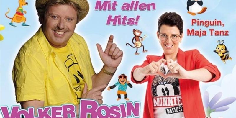 Volker Rosin rockt die Höxteraner Stadthalle am 18. Oktober