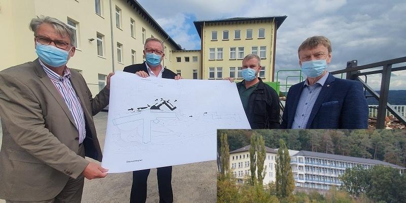 Leerstehendes Pflegeheim soll reaktiviert werden – WBK stockt Behandlungsplätze massiv auf
