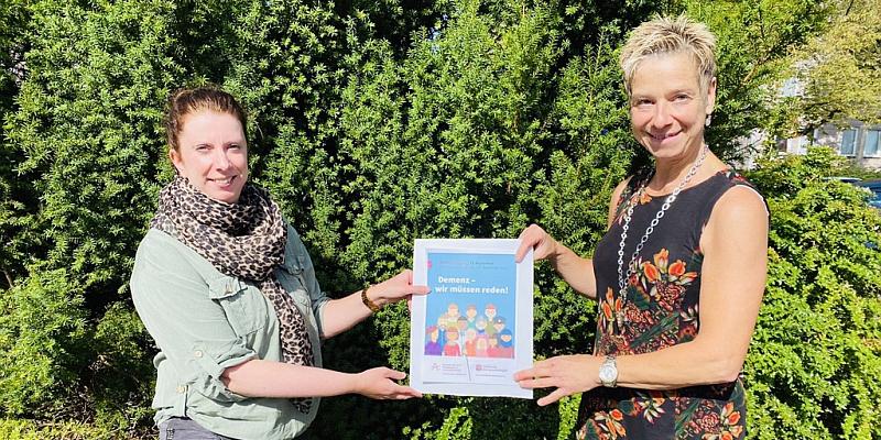 """Welt-Alzheimertag 2020: """"Demenz -  wir müssen reden!"""""""