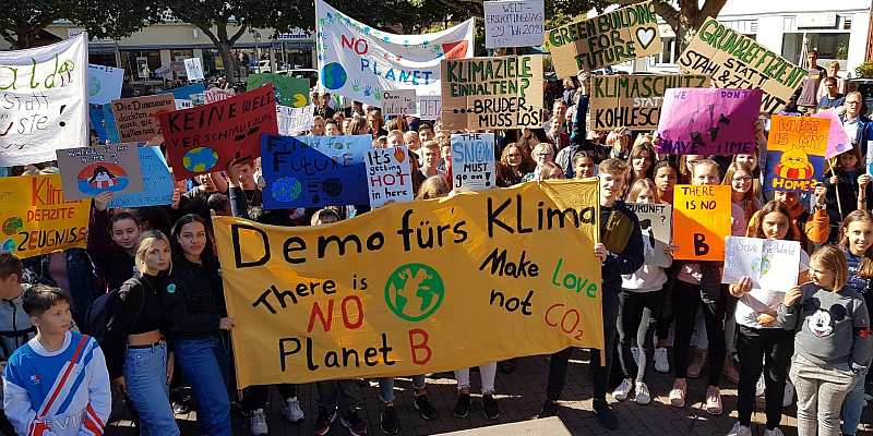 """""""Klimakrise ist eine Bedrohung für das Überleben der Menschheit auf diesem Planeten und damit auch in unserer Stadt"""" - """"Fridays for Future"""" und Verkehrsinitiative """"Nachhaltige Mobilität"""" rufen zu Fahrraddemo auf"""