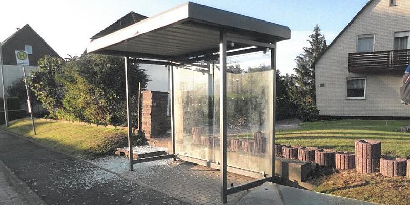Polizei ermittelt nach Vandalismus in Bevern - Zeugen gesucht!