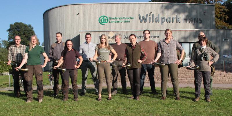 Neue Jagdhornbläsergruppe im Landkreis Holzminden