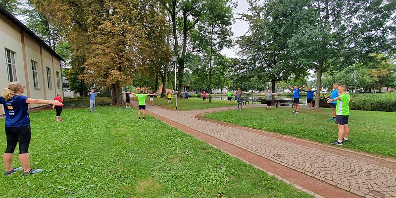 Erfolgreiches Laufcamp in Holzminden