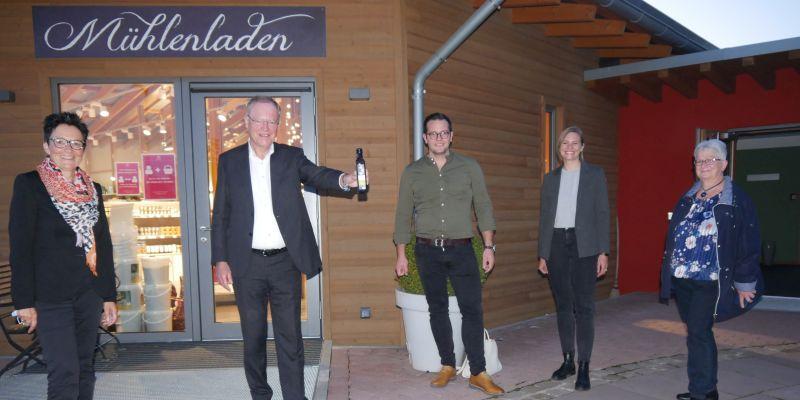 Ministerpräsident Weil sieht positive Entwicklung im Kreis Holzminden