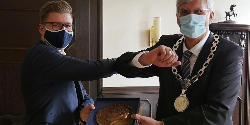 Haarmannpreis 2020 geht an Jan Hendrik von Detten