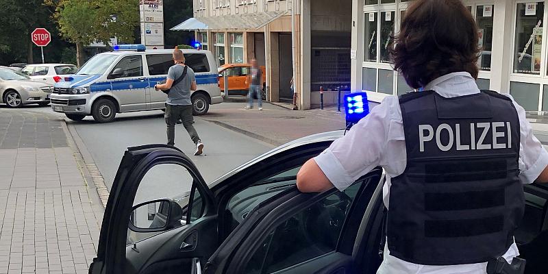 Polizei Paderborn legt Kokain-