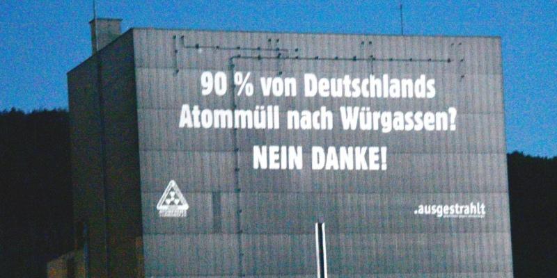"""Bürgerinitiative """"Atomfreies 3-Ländereck e.V."""" setzt auf eigene Gutachten"""