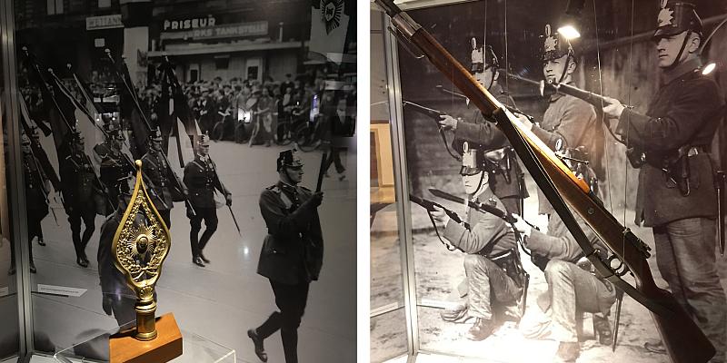 Ausstellung zur Geschichte der Polizei in der Weimarer Republik in Hameln