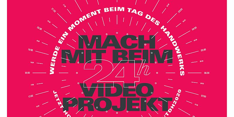 Video-Aktion zum Tag des Handwerks: Jetzt mitmachen!