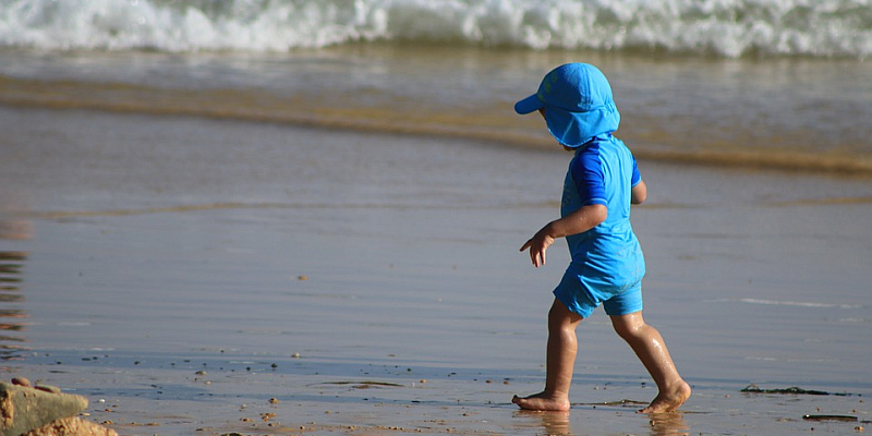 Wie gut sind die Sonnenschutzmittel für Babys und Kinder? Amt für Verbraucherschutz legt Ergebnisse vor