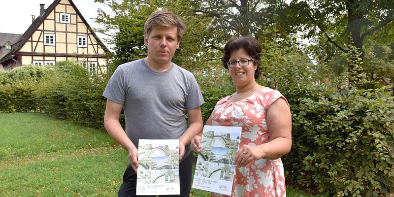 Neue Landesgartenschau-Broschüre erläutert Ergebnis des Architekturwettbewerbs