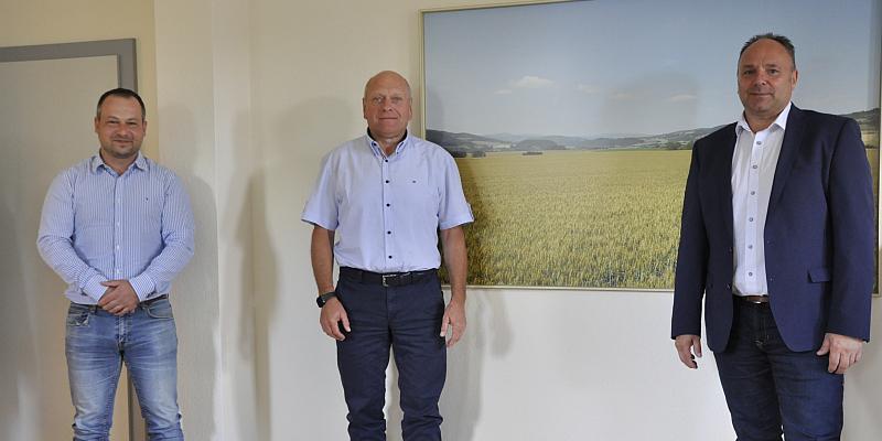 Landkreis und Kreissportbund über Sportstättenentwicklung im Dialog