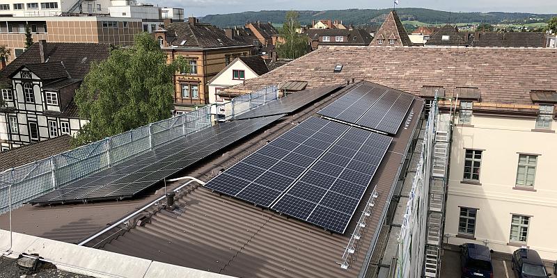 Neue Dächer zwischen Tradition und Moderne