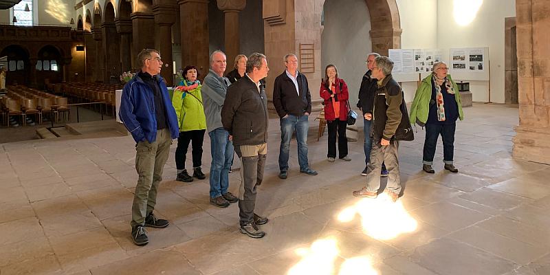 Historische Kulturlandschaften: Bildungsurlaub vom 21. bis 25. September 2020 im Kloster Amelungsborn