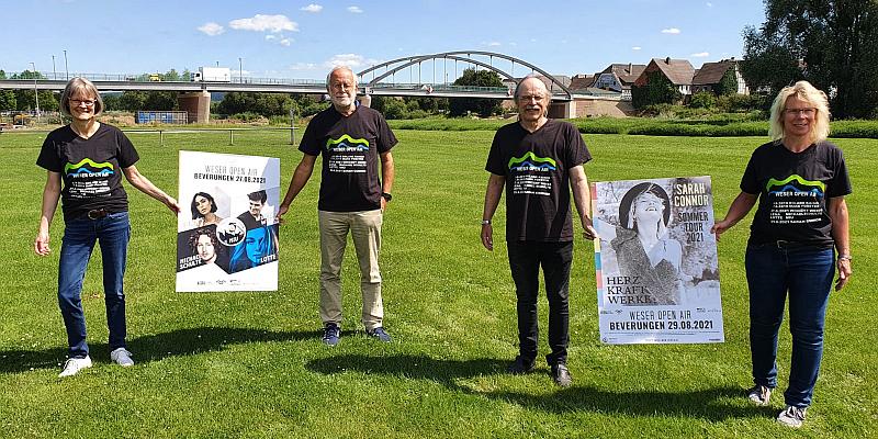 Ein musikalisches Highlight kommt im August 2021 nach Beverungen: Sarah Connor kommt an die Weser
