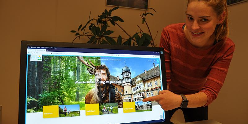 Neue Homepage der Solling-Vogler-Region im Weserbergland geht online