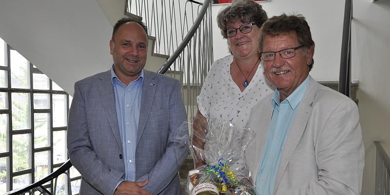 Joachim Merker geht in den Ruhestand - Langjähriger Leiter des AWH-Entsorgungszentrums geht in den Ruhestand