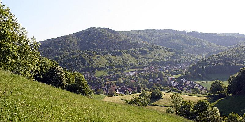 """Landschaftsschutzgebiet """"Rühler Schweiz und Burgberg"""" vom Kreistag beschlossen"""