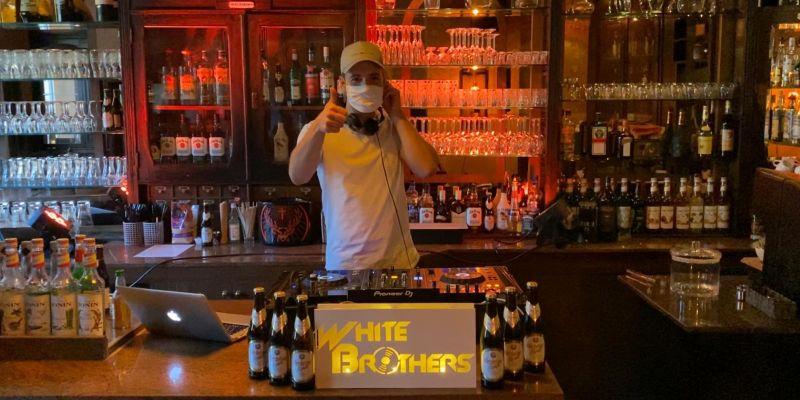 Nach sensationellem Erfolg: Livestream der Whitebrothers geht heute (19 Uhr) in die nächste Runde