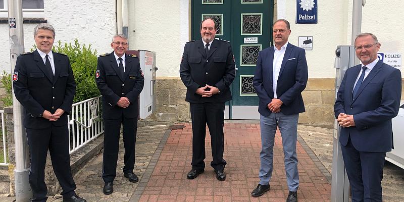 Bodenwerderaner übernimmt Leitung des Polizeikommissariats Einbeck