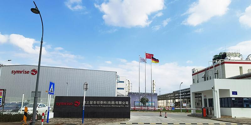 Symrise eröffnet Produktionsstandort in China - Größte Einzelinvestition von 50 Millionen Euro in Duft- und Geschmackstoffproduktion