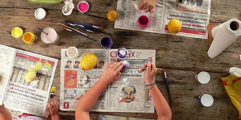 Es sind keine Ferien: Johanniter geben Tipps für die Kinderbetreuung zuhause: Kreativität und Strukturierung gleichermaßen gefragt