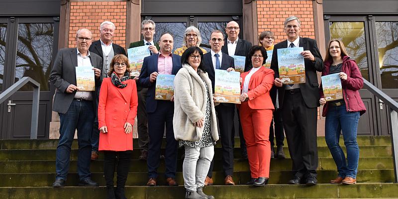 Landesgartenschau informiert in HAWK Holzminden über Wettbewerbsergebnis