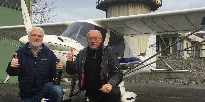 Flugschule Nethegau am Flugplatz Höxter bekommt Zuwachs