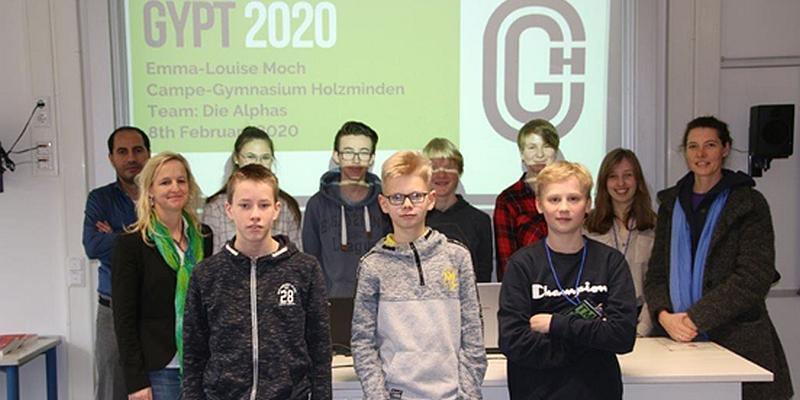 Campe Schülerinnen qualifizieren sich erneut für das Bundesfinale des anspruchsvollen Physikwettbewerbs GYPT