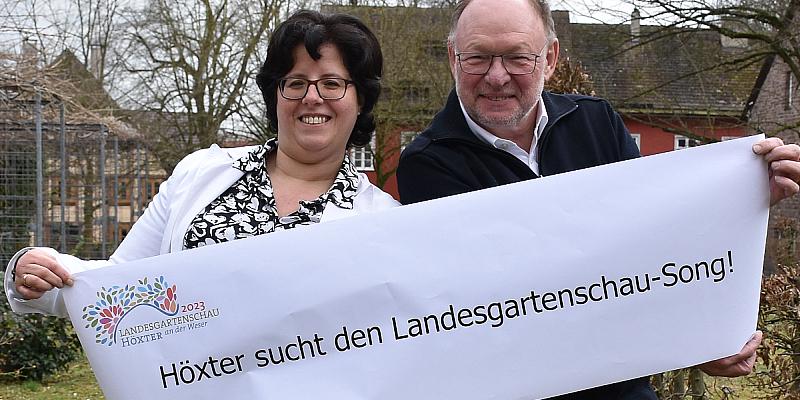 Höxter sucht den Landesgartenschau-Song