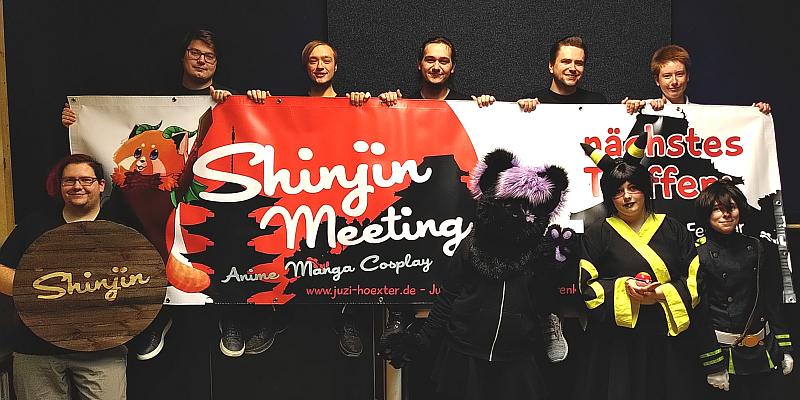 Treffen für Fans von Anime, Manga und Cosplay: Shinjin-Meeting im Jugendtreff Höxter
