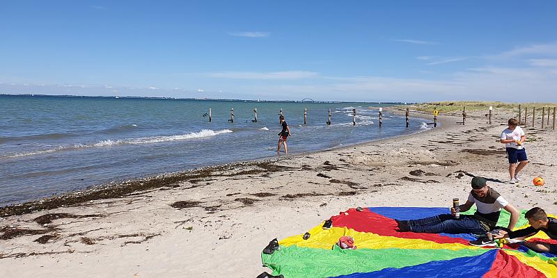 Sommerurlaub mit der Outdoortour der  Evangelischen Jugend