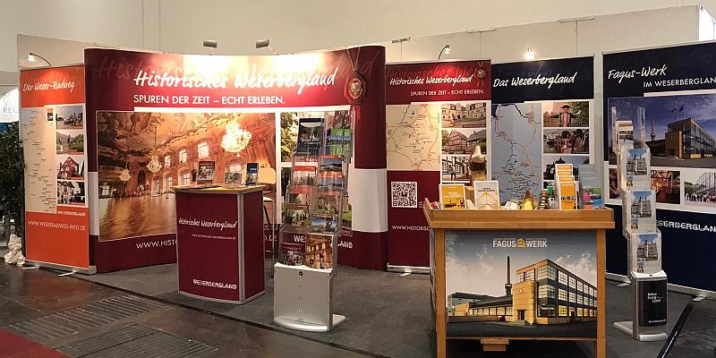 Weserbergland lockt Messebesucher in Hannover