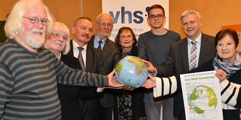 """Veranstaltungsreihe """"Die Welt bewahren"""" - Besuch von Habeck in Höxter ist ausverkauft"""